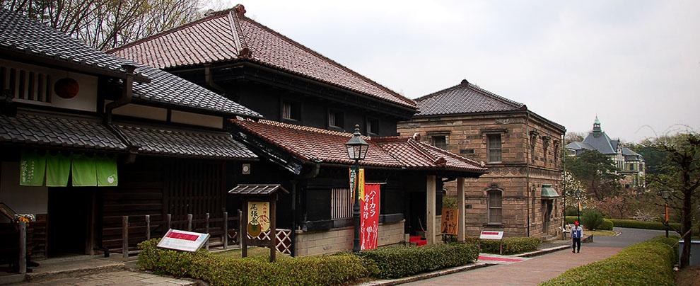 四月昇龍道:明治村懷古 (2007/04/13)